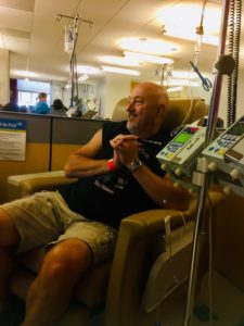 kelly joe pike chemo radiation therapy