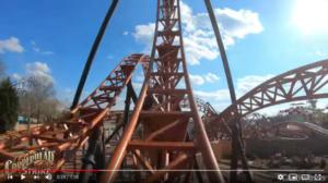 Carowinds Ride at Home, YouTube screenshot