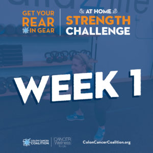 At Home Strength Challenge