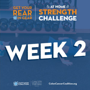 Strength Challenge Week 2