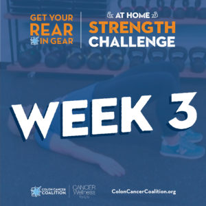 Strength Challenge Week 3
