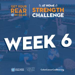 Strength Challenge Week 6