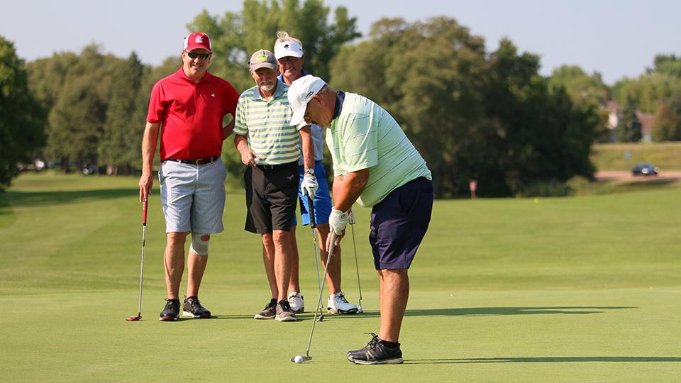 Caboose Cup Golfers