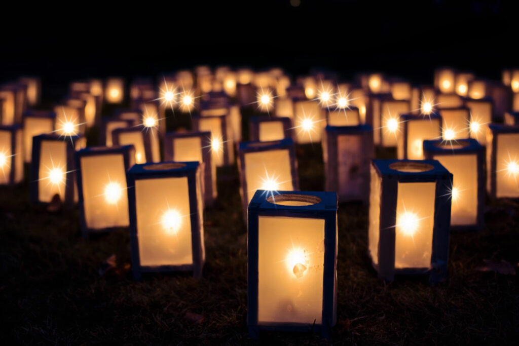 Tribute Candles