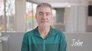 John, 4 year colon cancer survivor