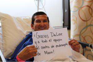 Luis Operation Access Patient