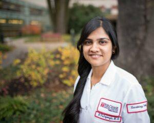 "Dr. Namrata ""Neena"" Vijayvergia, Fox Chase Cancer Center"